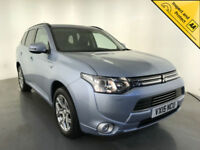 2015 MITSUBISHI OUTLANDER GX 4HS PHEV AUTOMATIC HYBRID 1 OWNER SERVICE HISTORY