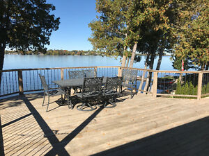 Waterfront Home on Chemong Lake in Bridgenorth