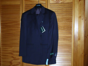 Men Suits and Pants (Brand New with Tags)