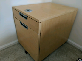 File Cabinet / Ikea Galant Unit for Hanging Files