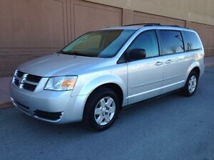 2009 Dodge Grand Caravan STOW N GO