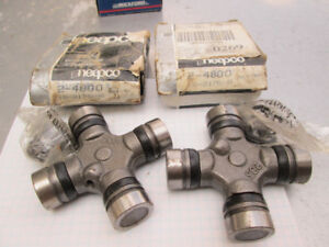 Universal joints for 94 Dodge 4x4