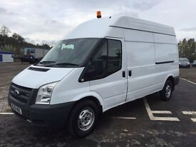 2006 ford transit t350 lwb 68,000 miles direct council