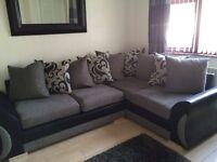 Left hand corner sofa 5 months old £300