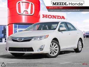 Toyota Camry XLE PST Paid 2012