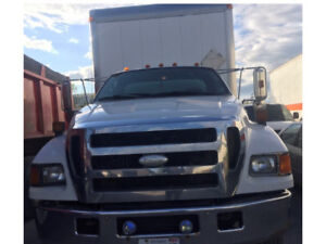 For Sale: 2007 Ford F650 XLT