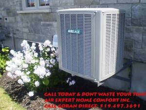 A/C air conditioner AC furnace CENTRAL AIR gas FURNACES saleSALE Kitchener / Waterloo Kitchener Area image 8