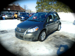 2013 Suzuki SX4 ACCIDENT FREE ONE OWNER WITH POWER PKG.