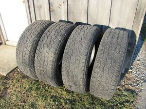 P255 70 R 18 tires for sale