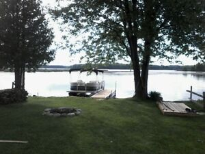 WATERFRONT ON CROWE LAKE FOR $55,900
