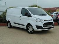 2015 Ford Transit Custom 2.2 TDCi 125ps 290 L2 H1Low Roof Trend Van 2 door Van
