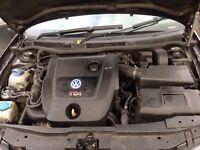 Volkswagen PD150 Engine Turbo ARL Golf BORA LEON