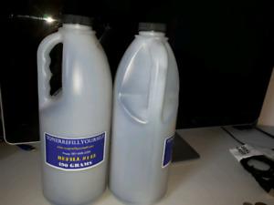 Lexmark T644, T640  INK - refillable - 2 bottles for 30..