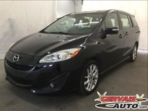 Mazda MAZDA5 GT Cuir Toit Ouvrant MAGS 2013