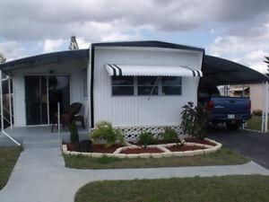 Maison Mobile Pompano Beach Floride