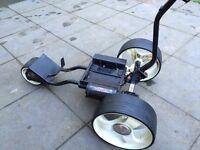 Fraser electric golf trolley