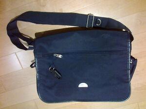 Diaper bag, dark blue