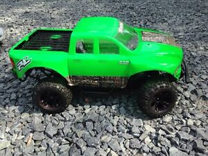 Traxxas 4x4 2 trucks and tons more.