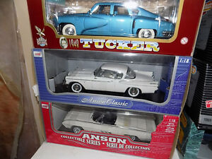 American Muscle Cars Ertl 1:18 large scale and others NEW in box Kitchener / Waterloo Kitchener Area image 9