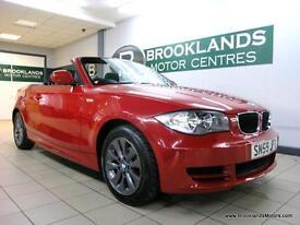 BMW 1 SERIES 118i ES Convertible [BMW SERVICE HISTORY]