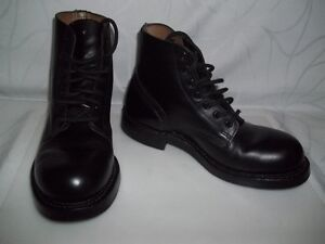 Ladies Military Combat all leather Boots - Used