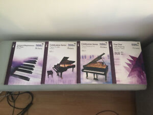 Royal Conservatory Piano Books - grade 8