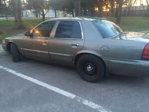 Grand marquis for trade