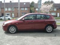 2008 Mazda Mazda3 1.6 Takara 5DR 58 REG Petrol RED