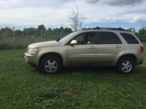 2006 pontiac torrent certified