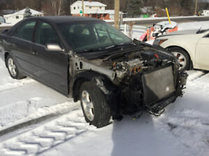 2003 TOYOTA CAMRY PARTING OUT