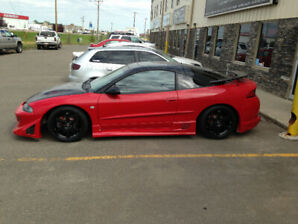 *REDUCED* 1997 Eagle Talon Heavily Modified and Fast