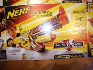 NERF-35 DART HIGHEST SPEED GUN for KIDS FUN sale $30-