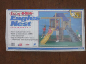 brand new 2 playset kits, 2 for $200