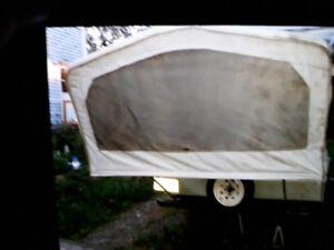 Pop up camper trailer