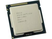 Intel i7 3770 CPU - LGA 1155