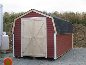 SHED 8X16
