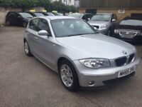 BMW 1 Series 2.0 118i SE 5dr£2,995 2005 (55 reg), Hatchback