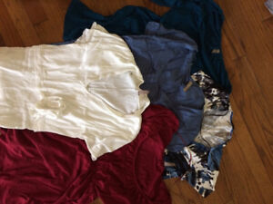 5 Size Small Maternity Tops