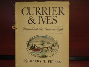 Currier & Ives: Printmakers to the American People Hardcover