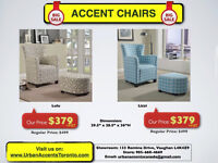 ACCENT CHAIRS CHEAPEST PRICES IN TORONTO HUGE SELECTION NU N BOX