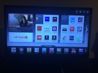 "LG LED 42"" Smart TV style : 42LS575T"