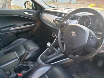 Alfa Romeo Guiletta  Perth Perth City Area Preview