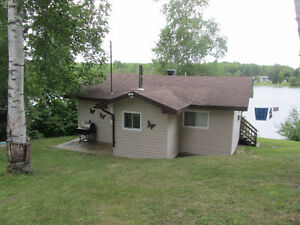 NEW PRICE !!!   COTTAGE WITH ROAD ACCESS ON BARBER'S BAY