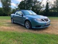 2008 58 REG Saab 9-3 FULL SERVICE HISTORY 2 PREVIOUS KEEPERS 1.9TiD ( 150bhp )