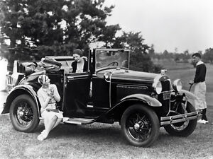 "ISO Ford Model A ""Cabriolet"""
