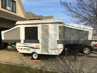 2013 Jayco Sport 10 FD Tent Trailer - Located in Sooke