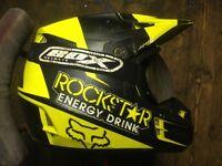 Fox rockstar helmet £35