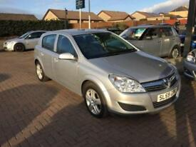 2009 Vauxhall Astra 1.4 i 16v Active 5dr