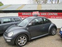 Volkswagen Beetle 1.8T 2002MY