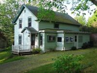 Wolfville House available now